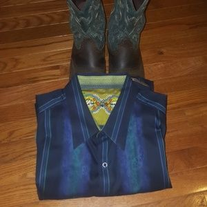 Robert Graham 3Xlg Shirt